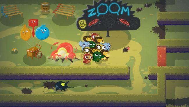 Super Exploding Zoo - Screenshots - Bild 5