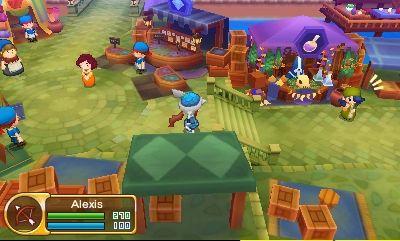 Fantasy Life - Screenshots - Bild 11