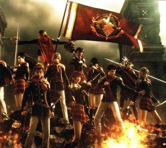 Final Fantasy Type-0 HD - Preview