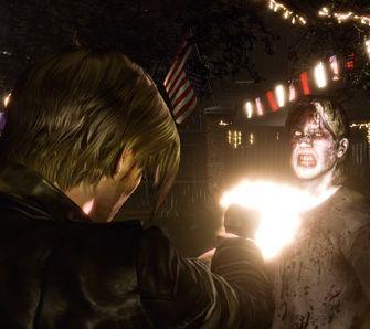 Resident Evil 6 - Test