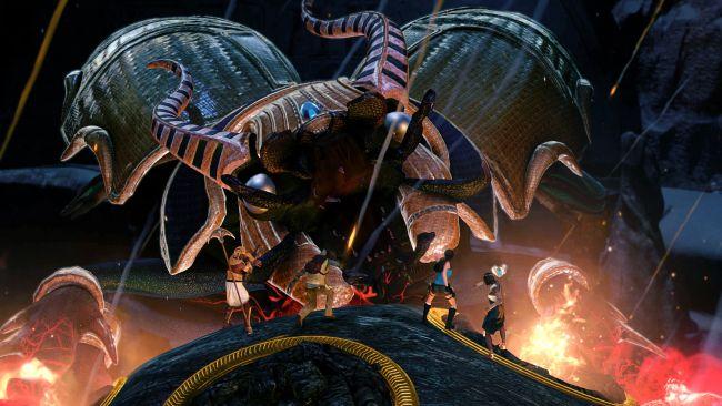 Lara Croft and the Temple of Osiris - Screenshots - Bild 2