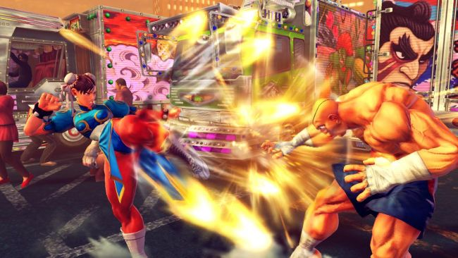 Ultra Street Fighter IV - Screenshots - Bild 11
