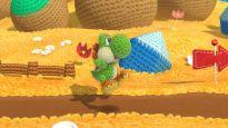 Yoshi's Woolly World - Screenshots - Bild 1