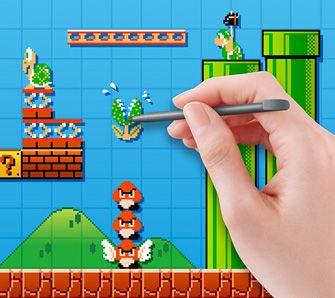 Super Mario Maker - Test