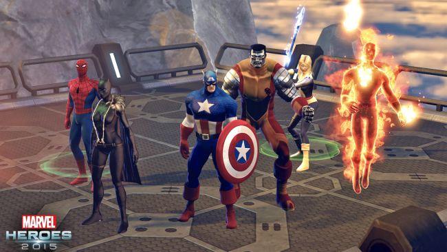 Marvel Heroes 2015 - Screenshots - Bild 7