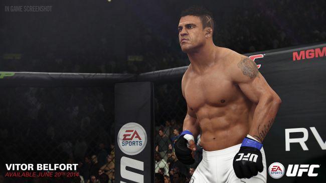 EA Sports UFC - Screenshots - Bild 51