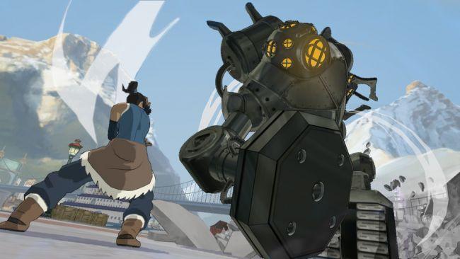 The Legend of Korra - Screenshots - Bild 4