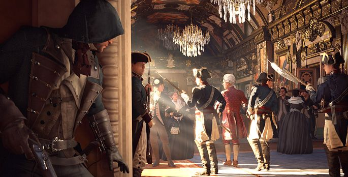 Assassin's Creed: Unity - Komplettlösung
