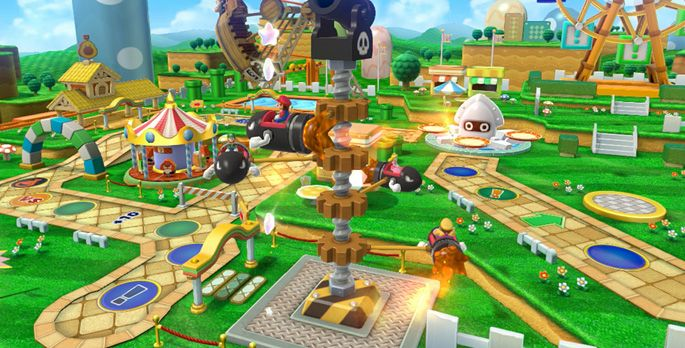 Mario Party 10 - Test