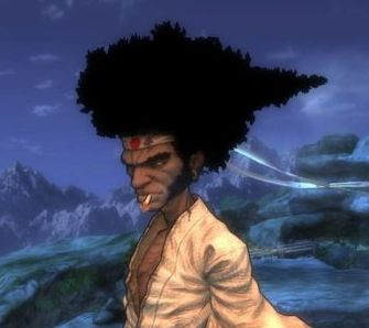 Afro Samurai  - Preview