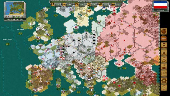 Panzers: War in Europe - Screenshots - Bild 7