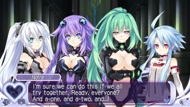 Hyperdimension Neptunia: Producing Perfection - Screenshots - Bild 6