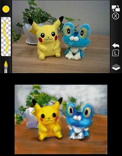 Pokémon Art Academy - Screenshots - Bild 8