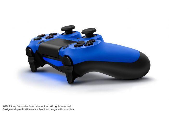 PlayStation 4 - DualShock 4 Wave Blue - Screenshots - Bild 4
