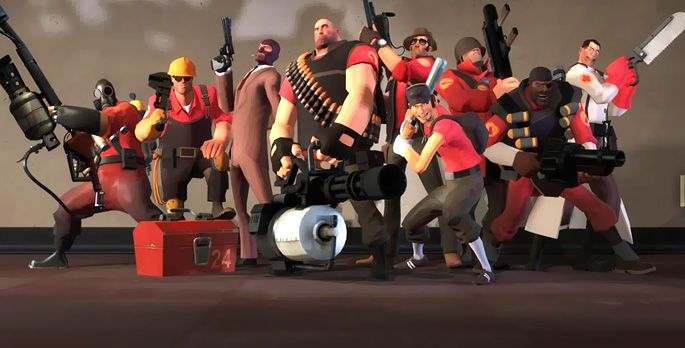 Team Fortress 2 - Test