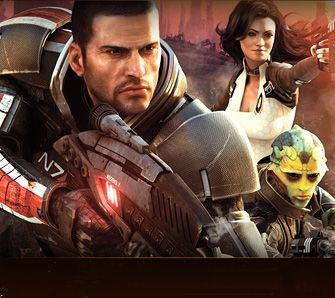 Mass Effect 2 - Test