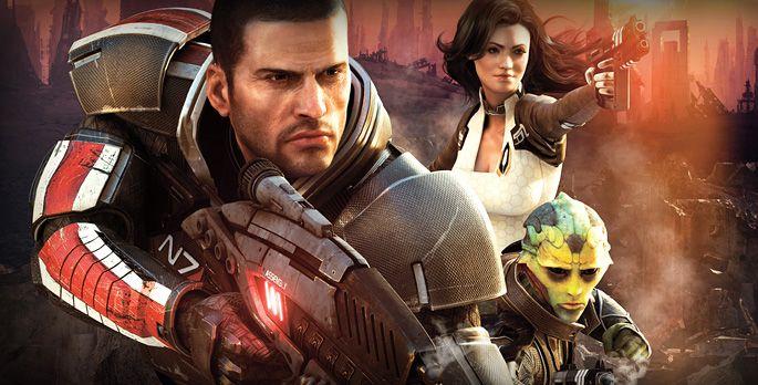Mass Effect 2 - Komplettlösung