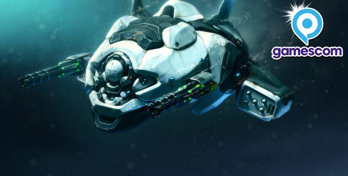 Aquanox: Deep Descent - Preview