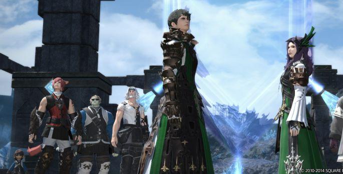 Final Fantasy XIV: A Realm Reborn - Komplettlösung
