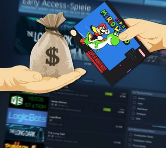 Kaufverhalten von Spielern - Special