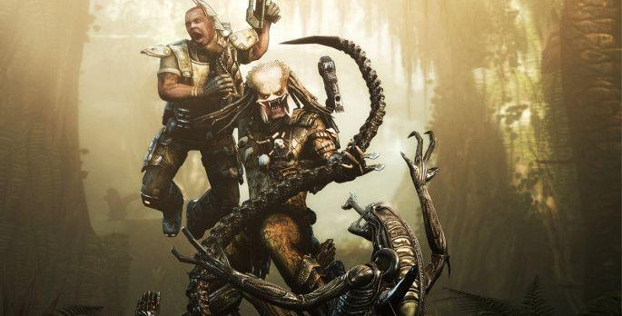 Aliens vs. Predator - Test