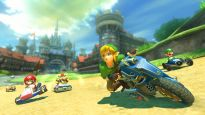 Mario Kart 8 - DLC-Paket 1: The Legend of Zelda X Mario Kart 8 - Screenshots - Bild 9