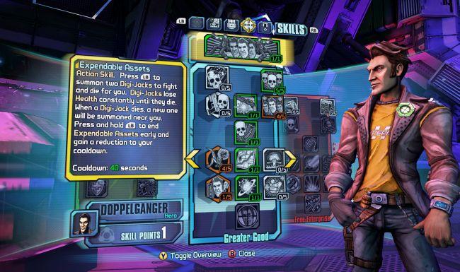 Borderlands: The Pre-Sequel - DLC: Handsome Jack Doppelganger Pack - Screenshots - Bild 3