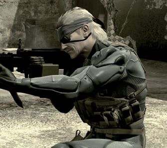 Metal Gear Solid 4: Guns of the Patriots - Test