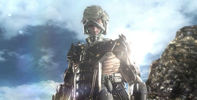 Metal Gear Rising: Revengeance - Preview