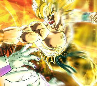 Dragon Ball Xenoverse - Test