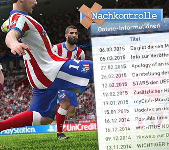 Nachkontrolle: Pro Evolution Soccer 2015 - Special