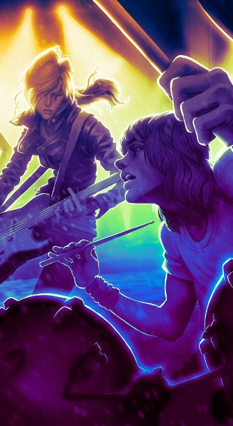 Rock Band 4 - Preview