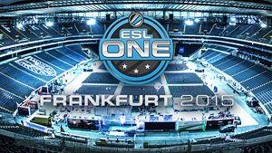 ESL One Frankfurt 2015