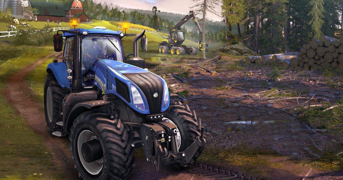 Landwirtschafts-Simulator 15: Landwirtschaft leicht gemacht