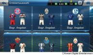 PES Club Manager - Screenshots - Bild 3
