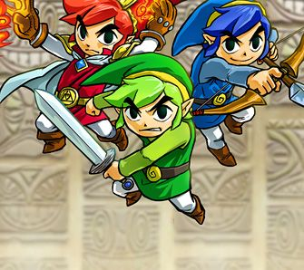 The Legend of Zelda: Tri Force Heroes - Preview