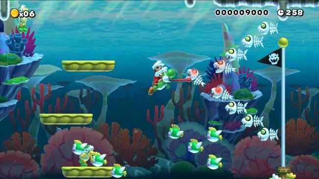 Super Mario Maker - Screenshots - Bild 7