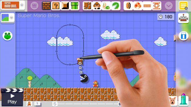 Super Mario Maker - Screenshots - Bild 5