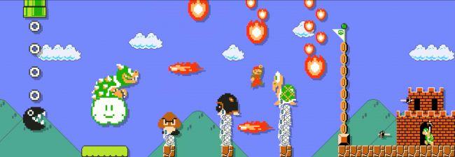 Super Mario Maker - Screenshots - Bild 11