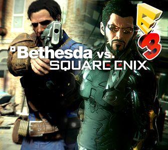 Bethesda vs. Square Enix - Special