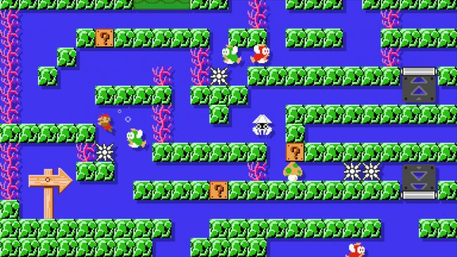 Super Mario Maker - Screenshots - Bild 15