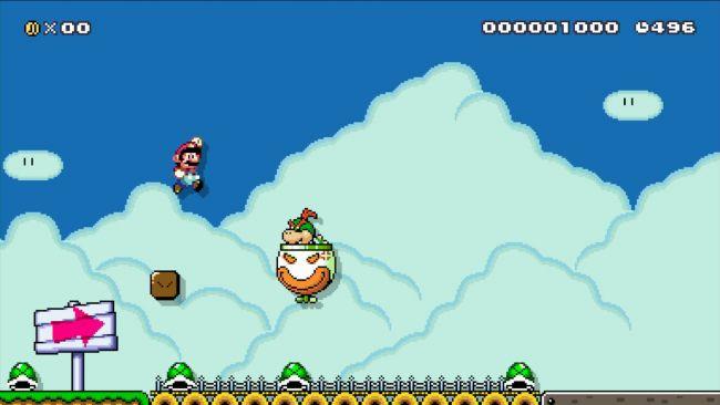 Super Mario Maker - Screenshots - Bild 4