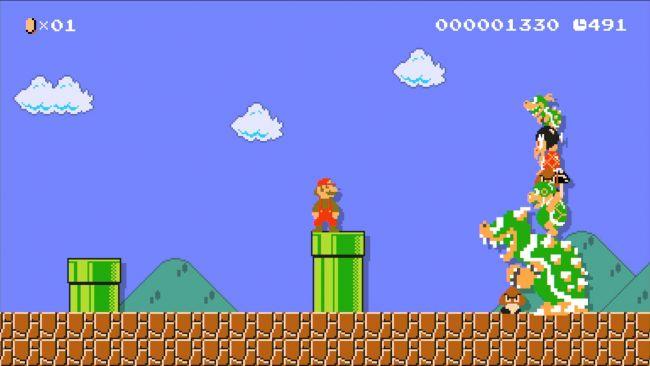 Super Mario Maker - Screenshots - Bild 6