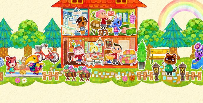 Animal Crossing: Happy Home Designer - Test