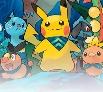 Pokémon Super Mystery Dungeon - Test
