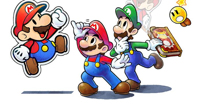 Mario und Luigi: Paper Jam Bros. - Komplettlösung