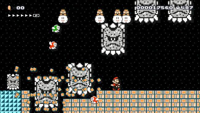 Super Mario Maker - Screenshots - Bild 2