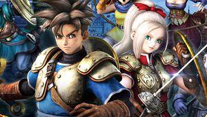 Dragon Quest Heroes: Der Weltenbaum und der Tyrann aus der Tiefe