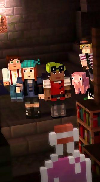 Minecraft & Telltale - Special