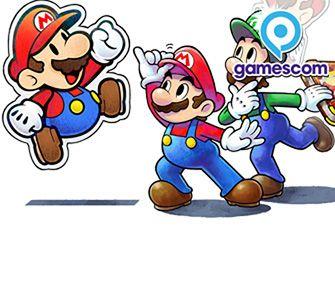 Mario & Luigi: Paper Jam - Preview